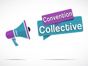 megaphone : convention collective